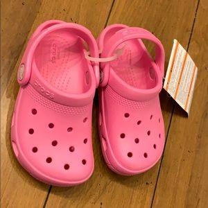 Crocs Light Pink (8T)